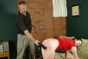 Real Spankings - Brooke's Strapping - image 8