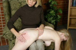 Real Spankings - Renee's Punishment Profile - image 1