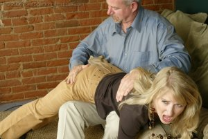 Real Spankings - Stacey Is Spanked For Overspending - image 6