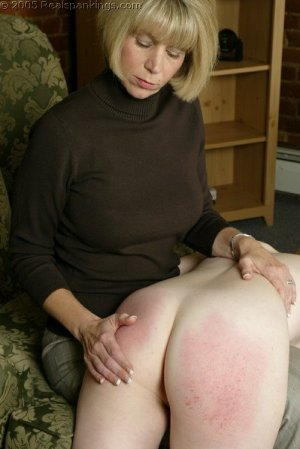 Real Spankings - Renee's Punishment Profile - image 8