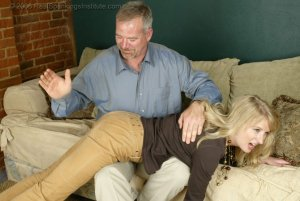 Real Spankings - Stacey Is Spanked For Overspending - image 9