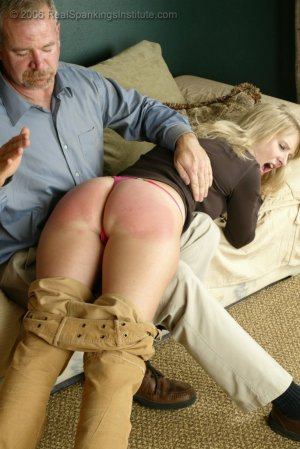 Real Spankings - Stacey Is Spanked For Overspending - image 14