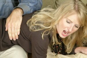 Real Spankings - Stacey Is Spanked For Overspending - image 3