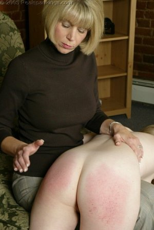 Real Spankings - Renee's Punishment Profile - image 18