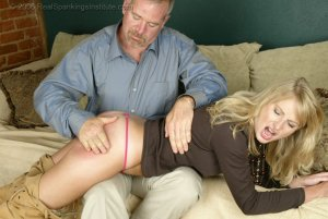 Real Spankings - Stacey Is Spanked For Overspending - image 15