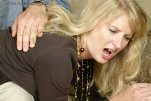 Real Spankings - Stacey Is Spanked For Overspending - image 8