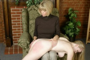 Real Spankings - Renee's Punishment Profile - image 17