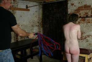 Real Spankings - Bailey Is Dominated In The Dungeon - Part 2 - image 2
