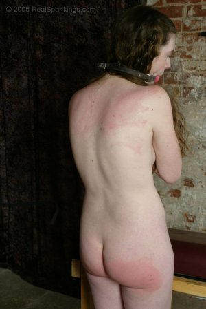 Real Spankings - Bailey Is Dominated In The Dungeon - Part 2 - image 10
