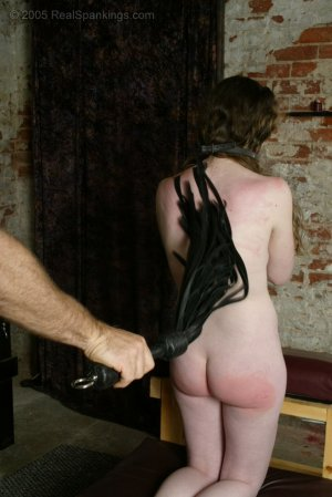 Real Spankings - Bailey Is Dominated In The Dungeon - Part 2 - image 13