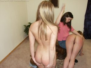 Real Spankings - Punishment Profile - Tiffany And Melanie - image 11