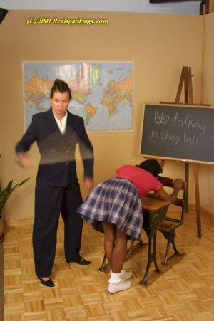 Real Spankings - Rs Institute Dorm Punishments Week 2 Study Hall - image 4