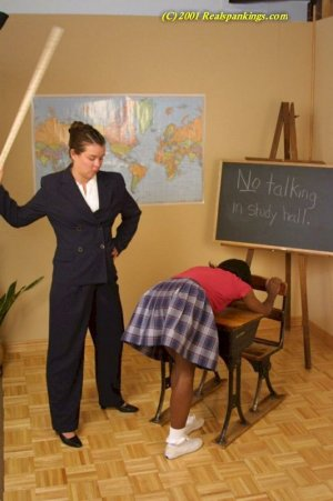 Real Spankings - Rs Institute Dorm Punishments Week 2 Study Hall - image 8