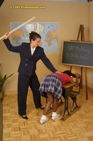Real Spankings - Rs Institute Dorm Punishments Week 2 Study Hall - image 16