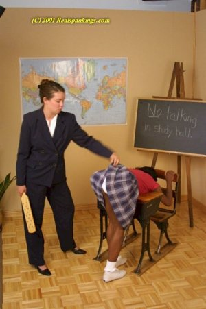 Real Spankings - Rs Institute Dorm Punishments Week 2 Study Hall - image 13