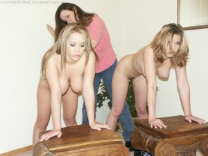 Real Spankings - Punishment Profile - Tiffany And Melanie - image 6