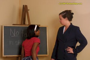 Real Spankings - Rs Institute Dorm Punishments Week 2 Study Hall - image 3