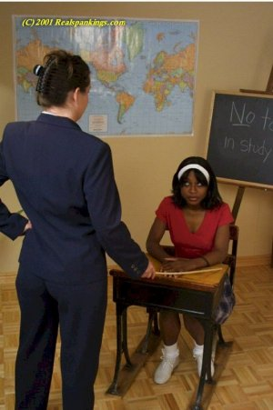 Real Spankings - Rs Institute Dorm Punishments Week 2 Study Hall - image 1