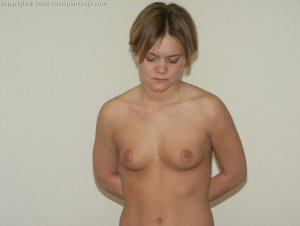 Real Spankings - Punishing Teen Jennifer - A Lesson Learned - image 17