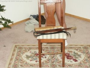 Real Spankings - Punishing Teen Jennifer - A Lesson Learned - image 16