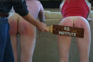 Real Spankings - Roadtrip Previews - Wooden Paddle - image 6