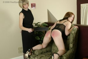 Real Spankings - Faces: Claire - image 2