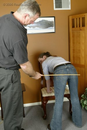 Real Spankings - School Strokes: Bailey - image 9