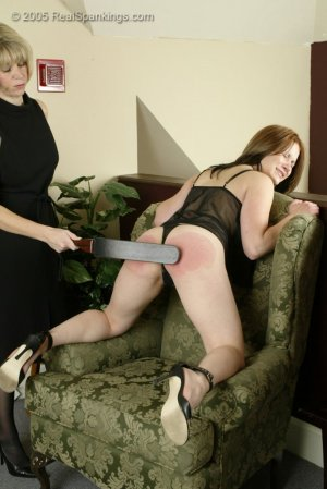 Real Spankings - Faces: Claire - image 8