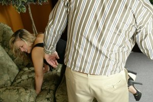 Real Spankings - Cindy's Domestic Spanking Pt.2 - image 5