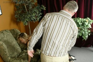 Real Spankings - Cindy's Domestic Spanking Pt.2 - image 7