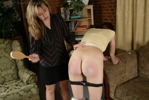 Real Spankings - Spanked For Staying Home Alone - image 4