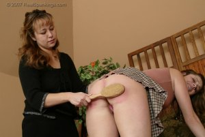 Real Spankings - Jackie's Spanking Interview - image 4