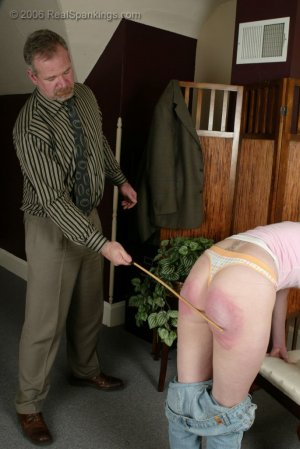 Real Spankings - School Strokes: Brooke - image 10