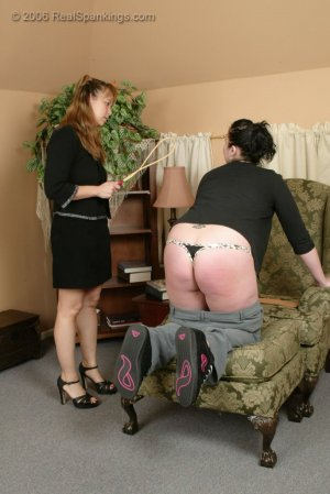 Real Spankings - Isabel Is Punished For Wrecking The Car - Part 2 - image 8