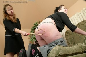 Real Spankings - Isabel Is Punished For Wrecking The Car - Part 2 - image 11