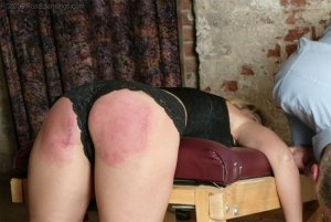 Real Spankings - Ms. Burns' Dungeon Session - Part 1 - image 3