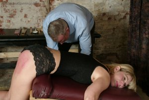 Real Spankings - Ms. Burns' Dungeon Session - Part 1 - image 7