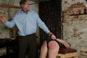 Real Spankings - Ms. Burns' Dungeon Session - Part 1 - image 2