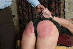 Real Spankings - Ms. Burns' Dungeon Session - Part 1 - image 12