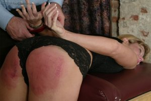 Real Spankings - Ms. Burns' Dungeon Session - Part 1 - image 6