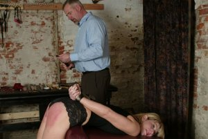 Real Spankings - Ms. Burns' Dungeon Session - Part 1 - image 5