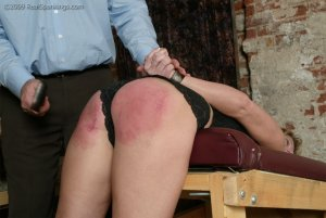Real Spankings - Ms. Burns' Dungeon Session - Part 1 - image 10