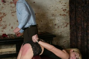 Real Spankings - Ms. Burns' Dungeon Session - Part 1 - image 15