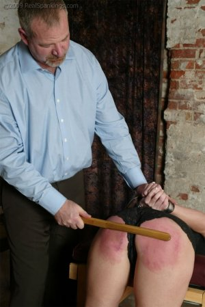 Real Spankings - Ms. Burns' Dungeon Session - Part 1 - image 13