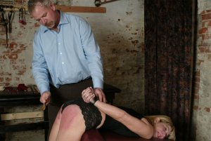 Real Spankings - Ms. Burns' Dungeon Session - Part 1 - image 4