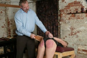 Real Spankings - Ms. Burns' Dungeon Session - Part 1 - image 14