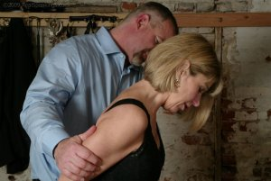 Real Spankings - Ms. Burns' Dungeon Session - Part 1 - image 8