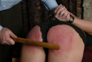 Real Spankings - Ms. Burns' Dungeon Session - Part 1 - image 18