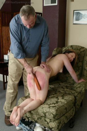 Real Spankings - Claire's Discipline Session - Part 1 - image 1