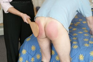 Real Spankings - Monica Caught With A Boy - Part 2 - image 9